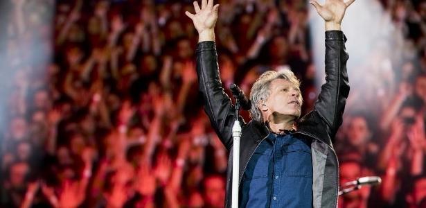 Mulher diz ter lesionado dentro do Allianz Parque no show da banda Bon Jovi
