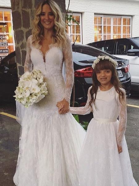 Ticiane com a filha, Rafa Justus - Reprodução/ Instagram
