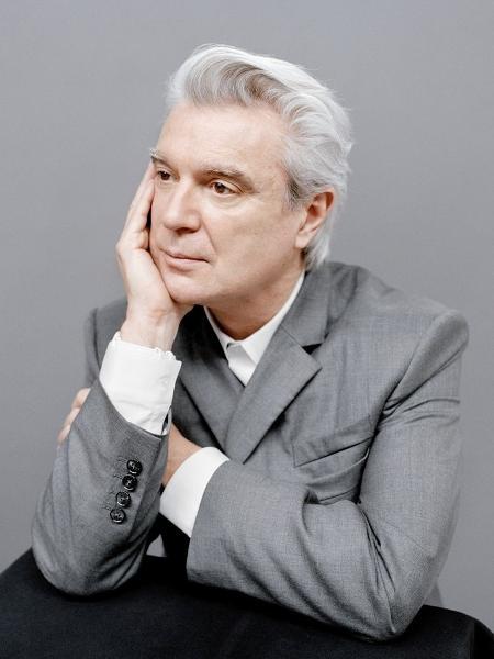 O cantor David Byrne - Reprodução