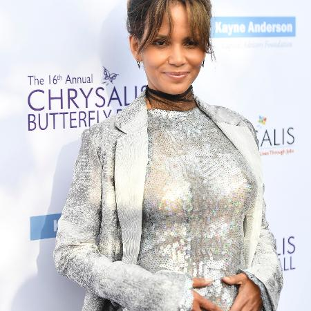 A atriz Halle Berry - Getty Images