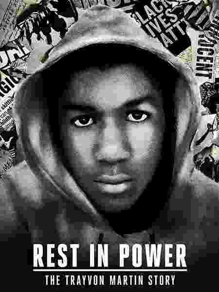 "Pôster da série ""Rest in Power: The Trayvon Martin Story"" - Reprodução"