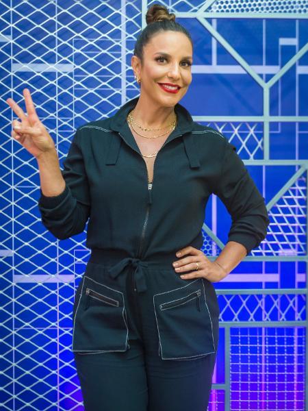 """Ivete Sangalo vai comandar a festa do último capítulo de """"Segundo Sol"""" - Raquel Cunha/TV Globo"""