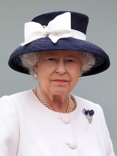 Rainha Elizabeth 2ª - Getty Images
