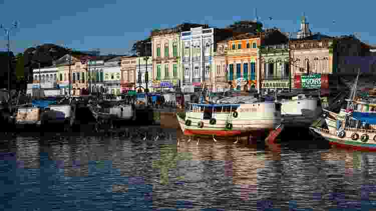 Cidade de Belém, no Pará - Getty Images/iStockphoto - Getty Images/iStockphoto