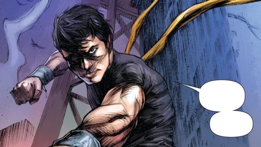 O herói Shang-Chi, nos quadrinhos da Marvel - Divulgação
