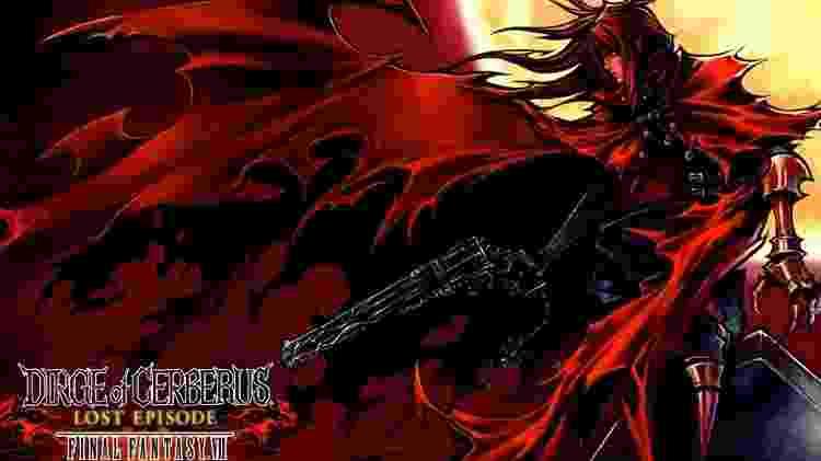 Dirge of Cerberus: Final Fantasy VII - Imagem 2 - Reprodução - Reprodução