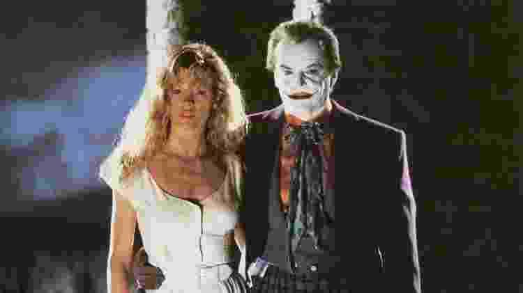 Kim Basinger e Jack Nicholson - Divulgação - Divulgação