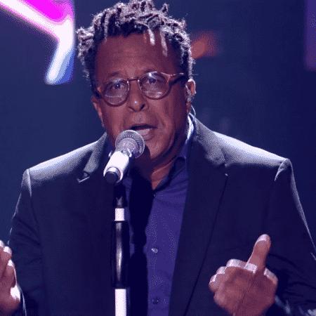 Tony Gordon se consagra campeão do The Voice Brasil - Reprodução/TV Globo - Reprodução/TV Globo