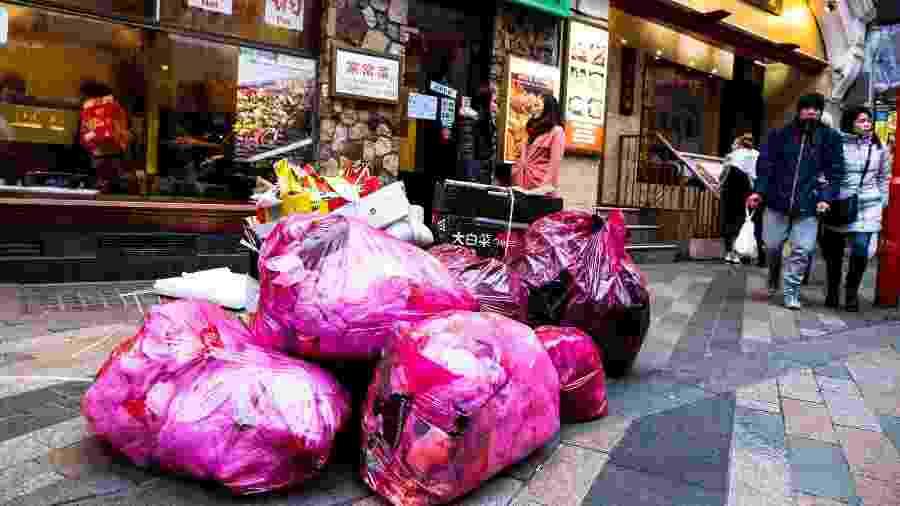 Cerca de 1,3 bilhão de toneladas de alimentos são perdidas ou desperdiçadas no mundo - Getty Images