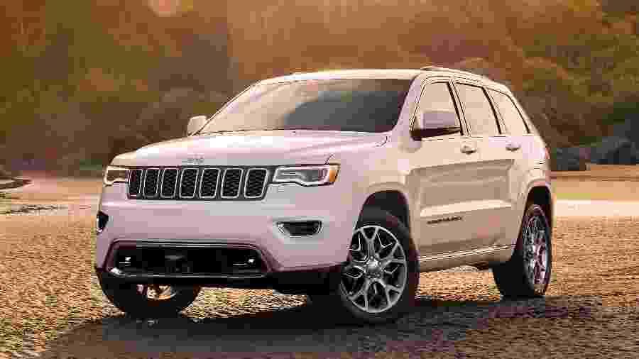 Jeep Grand Cherokee 2020 - Divulgação