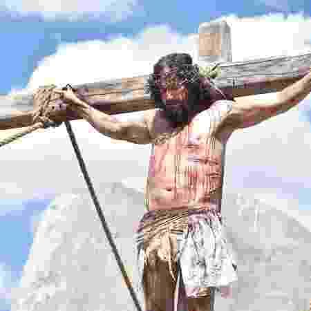 Caco Ciocler como Jesus Cristo - Felipe Souto Maior/AgNews - Felipe Souto Maior/AgNews