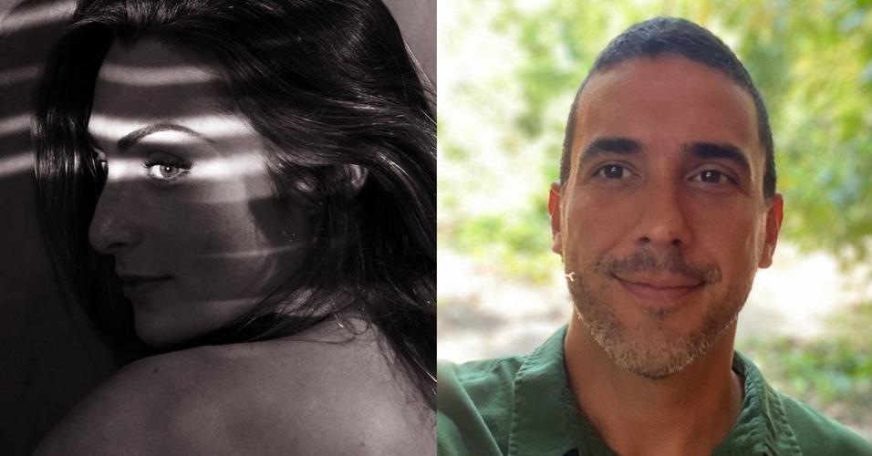 André Marques e Sofia Starling