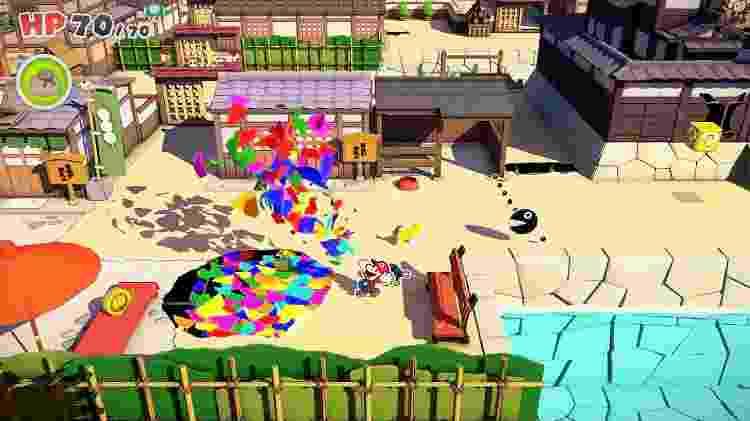Paper Mario 9 - Divulgação/NintendoFL - Divulgação/NintendoFL