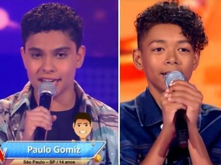 The Voice Kids Conheca Os Finalistas Da 5ª Temporada