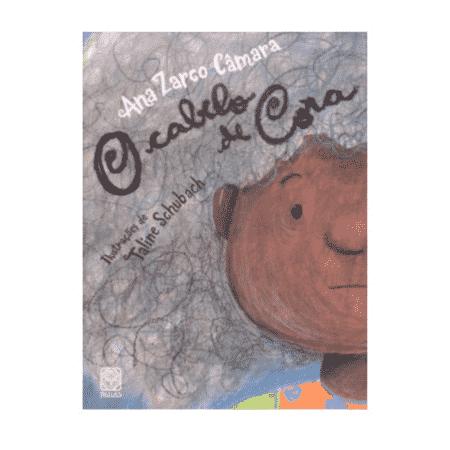Livro 'O cabelo de Cora' - Divulgação - Divulgação