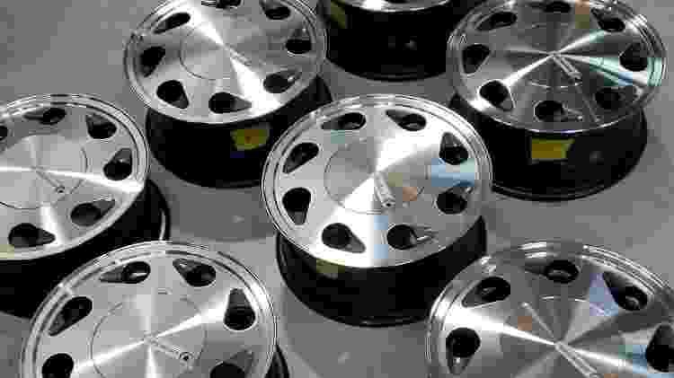 By Deni Studio VW Gol GTI rodas - Arquivo pessoal - Arquivo pessoal