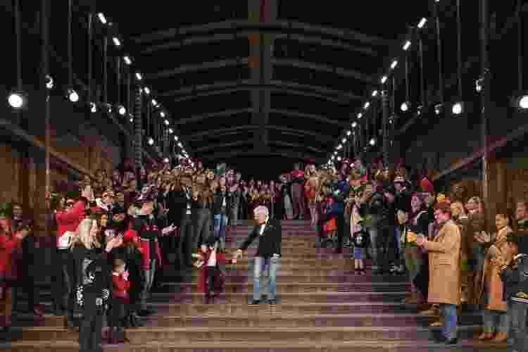 Apresentação do 50º aniversário de Ralph Lauren no Central Park, Nova York, em 2018 - Getty Images - Getty Images