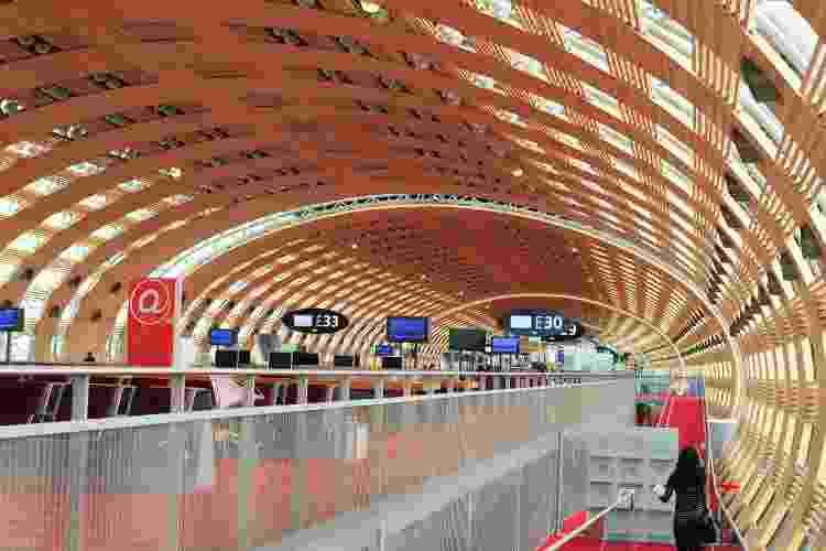 Aeroporto de Paris, França - Getty Images - Getty Images