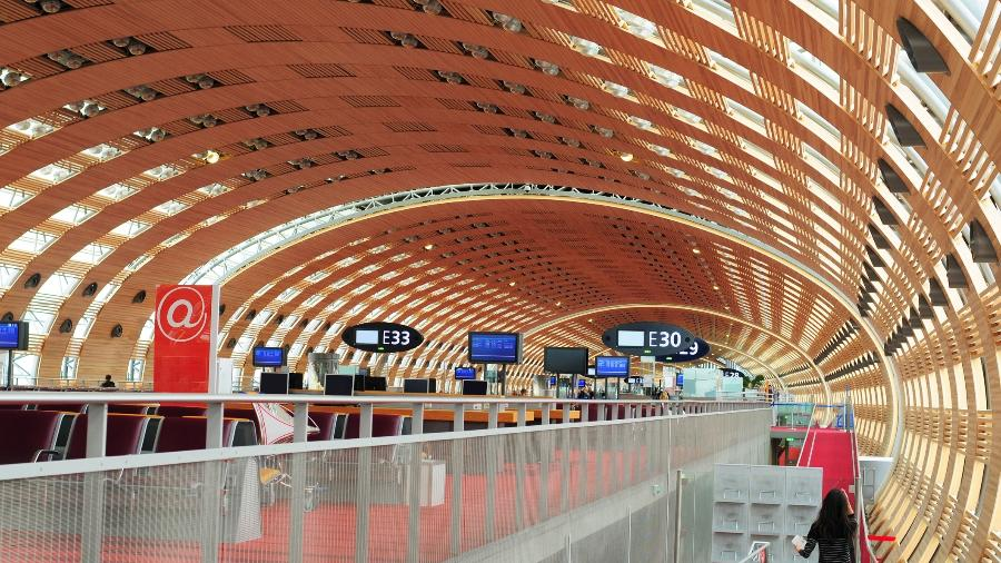 Aeroporto de Paris, França - Getty Images
