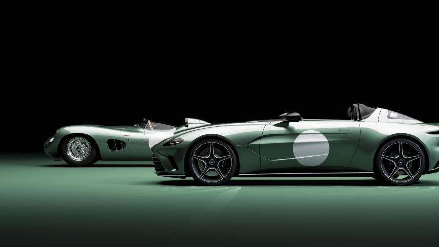 Aston Martin V12 Speedster DBR1 - Divulgação