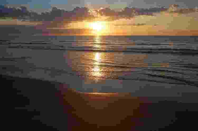 A praia é pouco conhecida, inclusive para os gaúchos - Eduardo Wickboldt/Creative Commons - Eduardo Wickboldt/Creative Commons