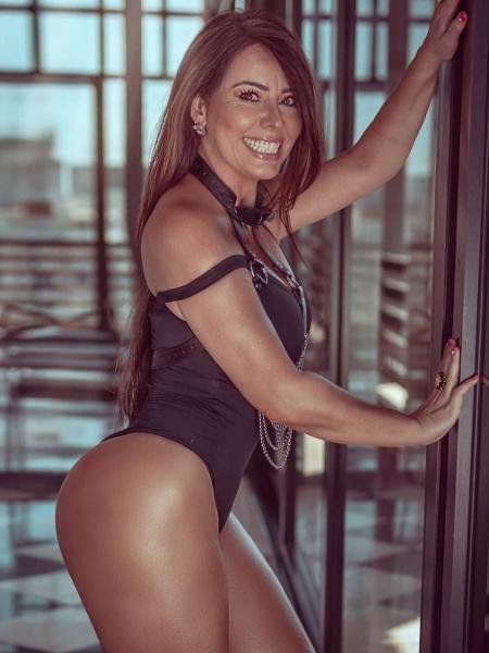 Aos 49 anos, Vanessa Freitas entra no OnlyFans e afirma ter o apoio dos filhos - Reprodução/Instagram