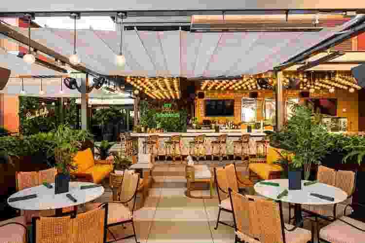 Bar e restaurante Justin Timberlake em Nashville (3) - Reprodução/Architectural Digest - Reprodução/Architectural Digest