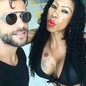 Bruno Gagliasso e Inês Brasil - Reprodução/Instagram/brunogagliasso