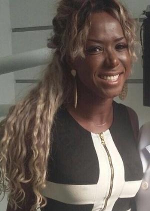Adélia Soares disfarçava com maquiagem o rosto redondo - Divulgação