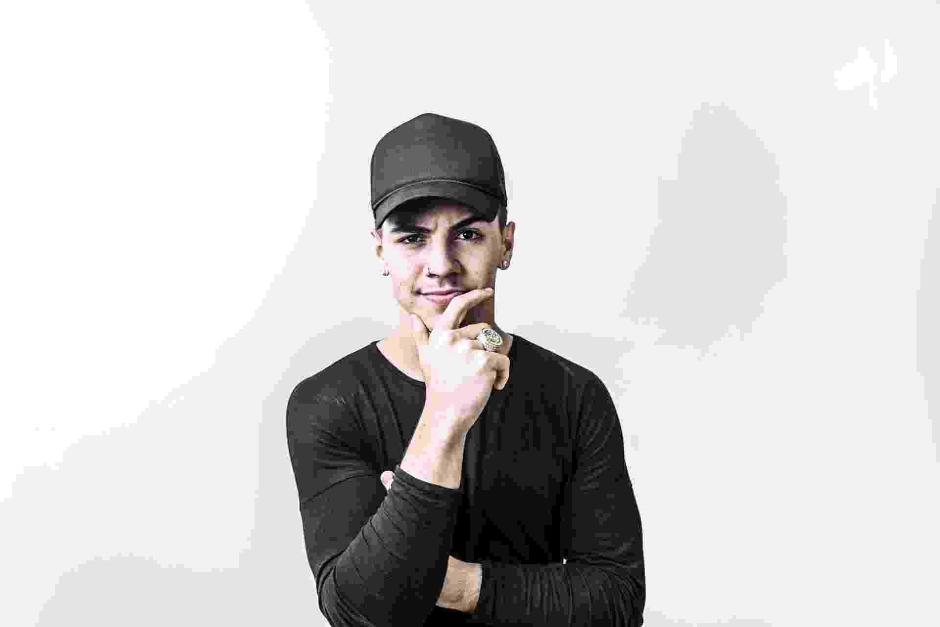Aos 20 anos, Biel é um fenômeno com milhões de seguidores em suas redes sociais - Lucas Lima/UOL