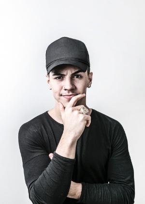 O cantor Biel - Lucas Lima/UOL
