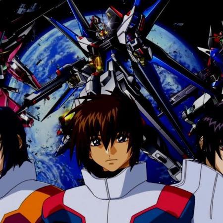 """""""Gundam"""" vai virar filme - Reprodução"""