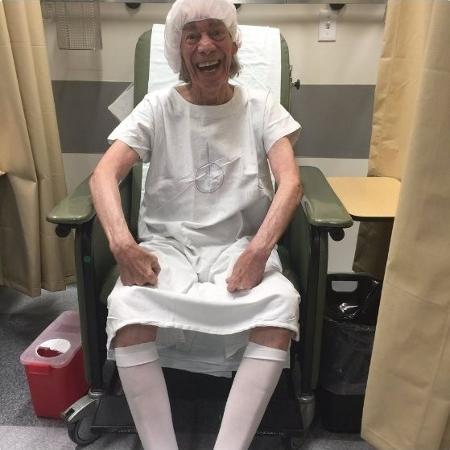"""Irmão de Seu Madruga, ator Manuel """"Loco"""" Valdés é submetido a cirurgia para retirada de tumor  - Reprodução/Twitter"""
