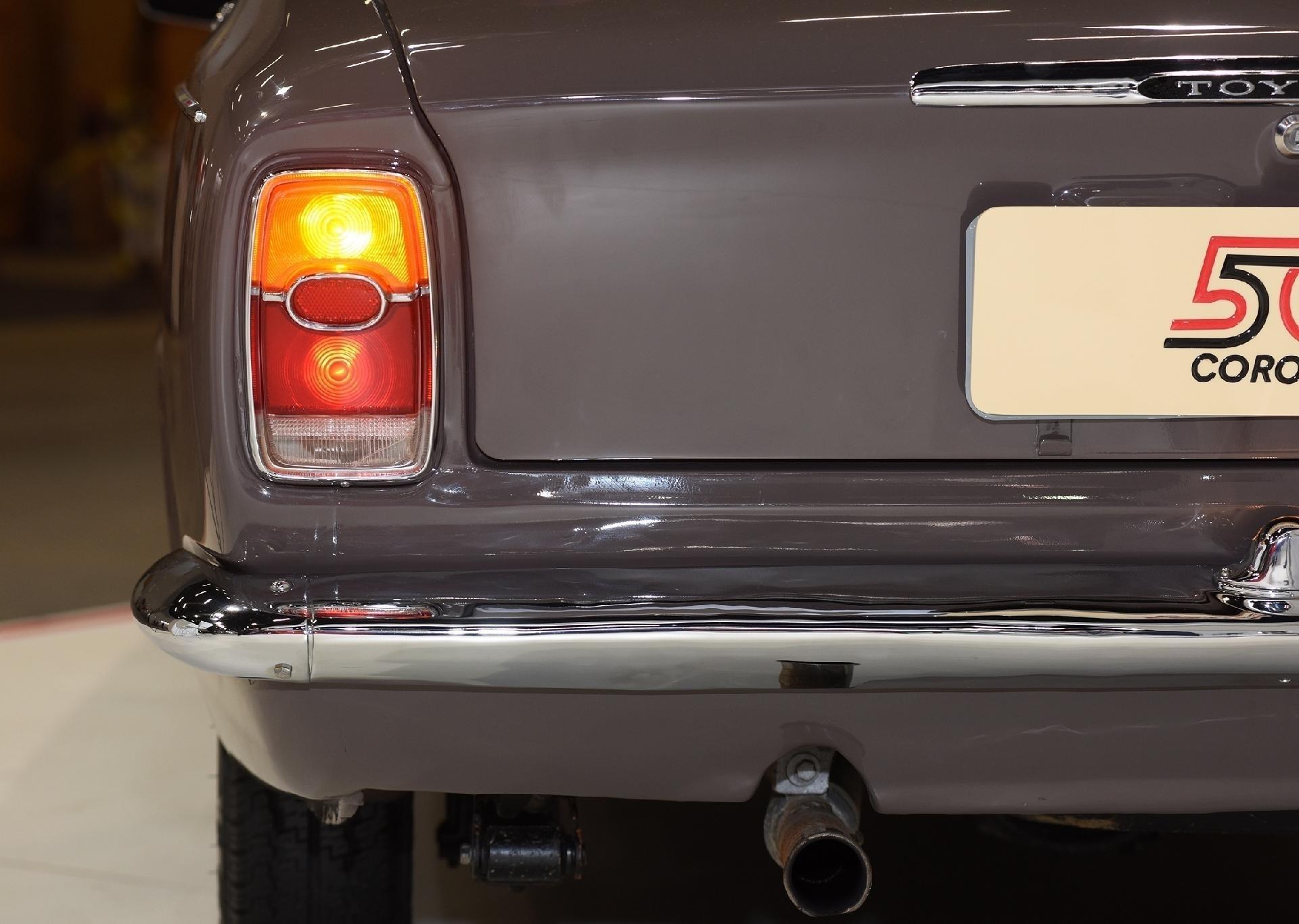 Toyota Corolla 1968