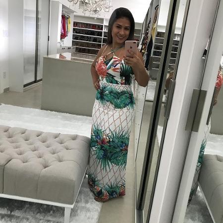 Simone deu o troco no ex-namorado - Reprodução/Instagram/simoneses