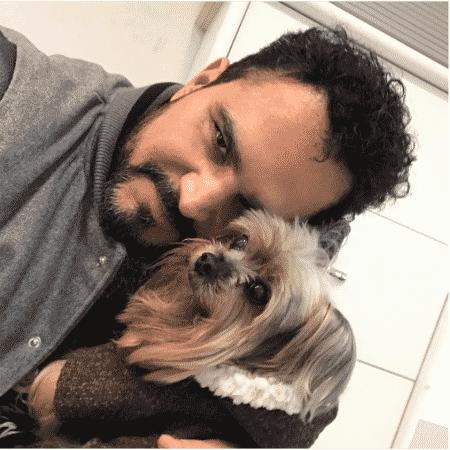 Luciano lamenta morte de cachorrinho - Reprodução/Instagram/camargoluciano