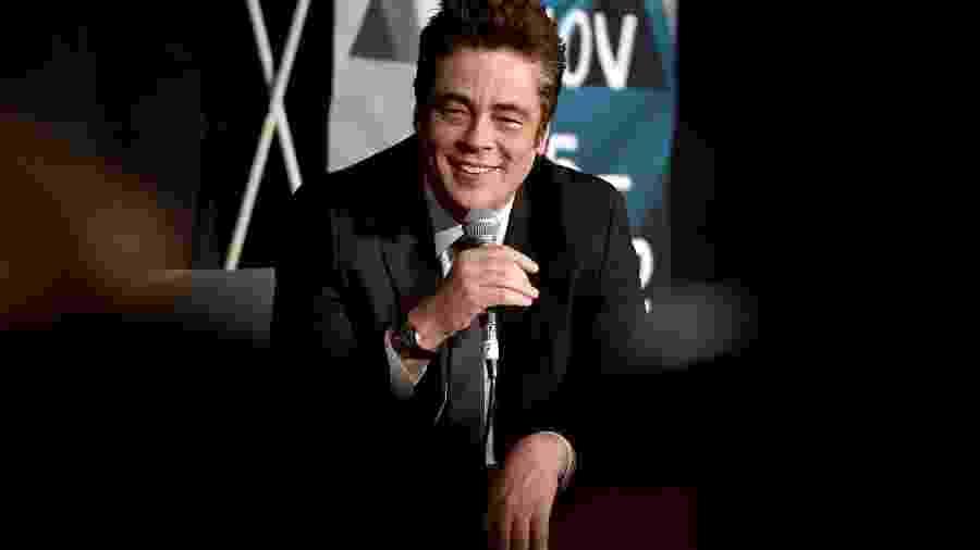 """Benicio del Toro sucederá a atriz Uma Thurman na presidência do júri da mostra paralela """"Um Certo Olhar"""" - Getty Images"""