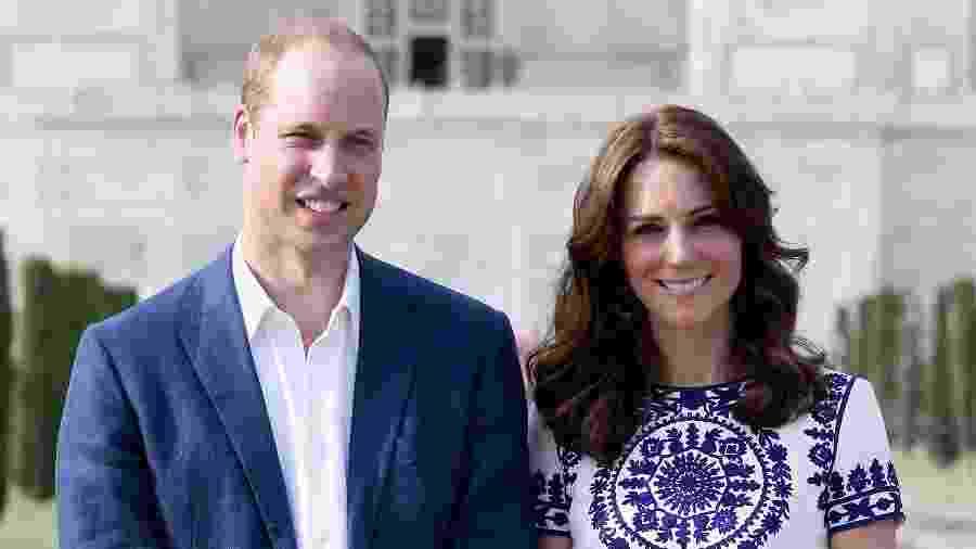 Kate Middleton e Príncipe William - Getty Images
