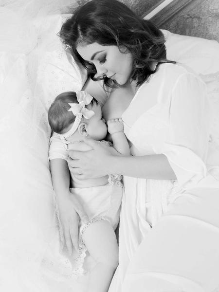 Li Martins com a filha, Antonella - Reprodução/Instagram