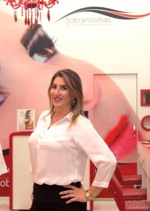 Luzia Costa já teve lanchonete, pizzaria e fabricou compotas de tomate seco, mas foi no ramo da estética que ela se tornou uma empresária de sucesso