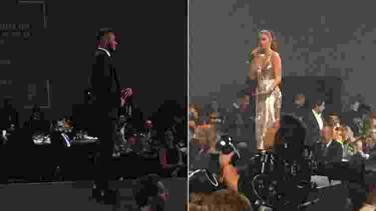 Neymar e Bruna Marquezine apresentam leilão beneficente do Instituto Neymar Jr. - Montagem/Gisele Alquas/UOL - Montagem/Gisele Alquas/UOL