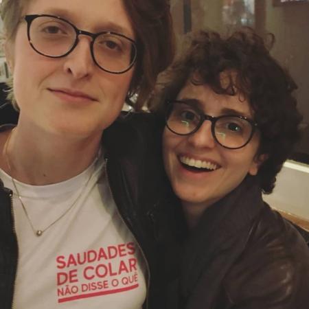 Carol Duarte e a namorada, Aline Klein - Reprodução/Instagram/alinevastaklein