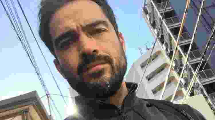 O ator mexicano Alfonso Herrera - Reprodução/Instagram/ponchohd - Reprodução/Instagram/ponchohd