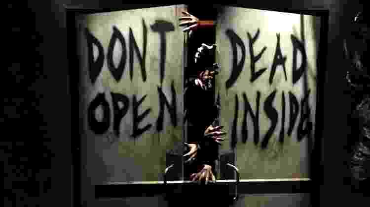The Walking Dead  - Reprodução - Reprodução