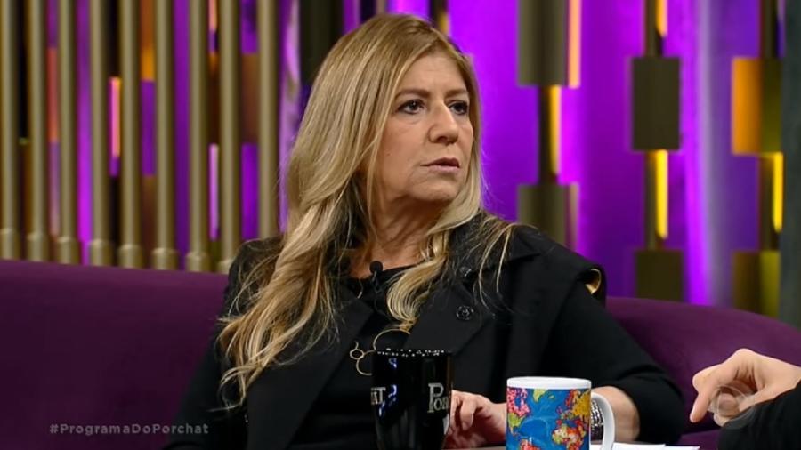 """Ilana Casoy irá apresentar a série """"Questão de Justiça"""" no canal pago AXN - Reprodução/TV Record"""