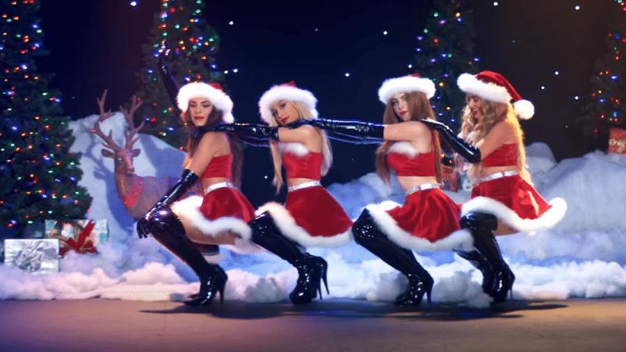 """Cena do clipe """"Thank U, Next"""", de Ariana Grande - Reprodução"""