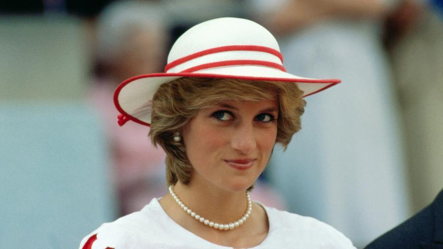 Ex-chefe dos bombeiros de Paris revela as últimas palavras ditas pela princesa Diana - Getty Images