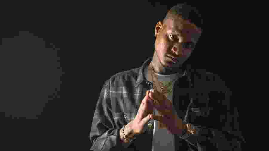 O rapper Slim 400 - Divulgação