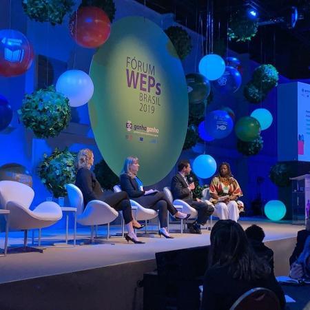 Evento da ONU em São Paulo - Fabiana Correa/Universa