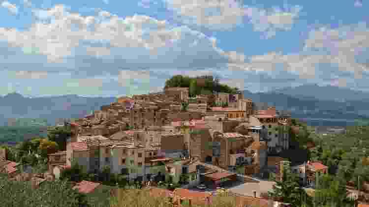 'Molise é um dos últimos lugares autênticos da Itália', diz Simone Cretella, um político local - Getty Images/iStockphoto